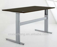 wheelchair height adjustable drawing table