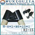 fabricante de la tubería magra conector de metal o de accesorios