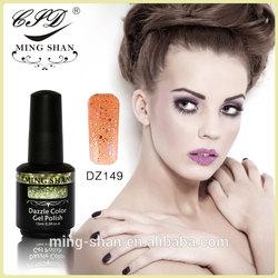 No149 dazzle color 176 colors easy off color uv gel nail polish