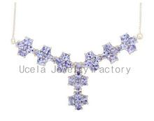hawaiian party necklaces bridal kundan necklace sets pure silver necklace