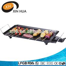 52X29cm electric kroean indoor non stick bbq grill