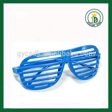 Hot sale cheap shutter shade sunglasses /promotional plastic glasses/promotion sunglasses