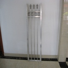 SPEAR AND RING :Good quality steel or aluminium fence with appropriate price(decorative metal fencing)