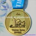 los emiratos árabes unidos de triatlón 3d logotipo personalizado medalla de deporte deporte medallón