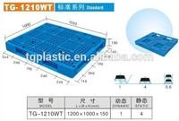 transportation plastic pallets TG-1210WT