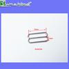 19mm nickle free bra slider adjusters