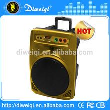 Lovely portable multimedia Wireless Charger audio Speaker
