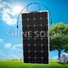 New flexible laminated solar panel