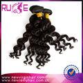 top venda natural olhar humano brasileiro hair10 polegadas brasileira cabelo profunda onda do corpo curto encaracolado de cabelo estilos