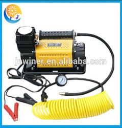 Portable auto car air compressor 12v