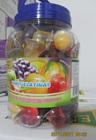 mini fruit jelly jar 100pcs pack assorted flavor mini gelatinas