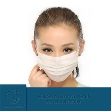 Physical inactivation Germany PP material antivirus medical face mask with ear loop
