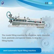 Small Scale Oil Bottle Filler, Liquid Filling Machine, Piston Essential Oil Filling Machine