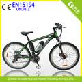 """26"""" baratos de carbono marco de bicicleta de montaña eléctrica bicicletas en tándem"""