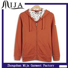 Customized sweatshirts french terry wholesale plain hoodies
