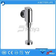 Bathroom Polished Smooth Brass Body Sensor Flush Valve,Urinal Flush Valves