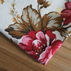 Peony printing velboa with Tc Sofa fabric 2