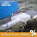30x40 claro span alumínio barraca de natação para aluguel ou venda