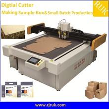 flute paper cutting machine / cutting plotter