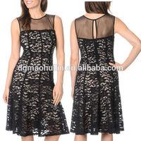 new arrival ladies lace dress latest net dress designs 2012
