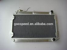 Aluminum auto radiator fit Chevrolet Suburban 76-80