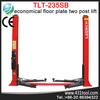 CE Launch TLT235 SB 3500kg capacity 2 post floor car hoist / used motorcycle lifts