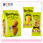 One side transparent plastic packaging bag, stand up dry fruit packaging