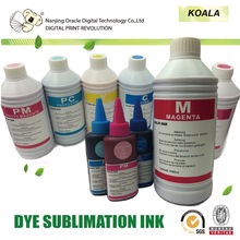 500ml neon sublimation gel ink