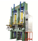 Hydraulic Double-mold Tire Tyre Shaping and Curing Vulcanizing Press Machine