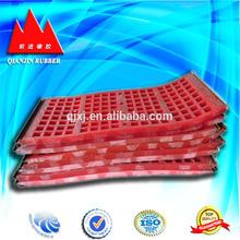 Polyurethane sieve plate/polyurethane screeen panel/PU sieve plate