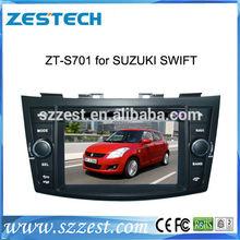 ZESTECH Wholesale Car Multimedia for suzuki swift ( 2011 2012 2013 )