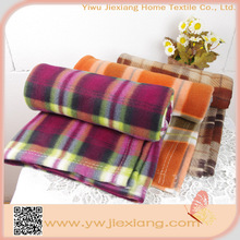 2014 Continued hot comfortable blanket fabric sheep print fleece