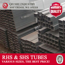 AVERAGE HOT DIPPED GALVANIZED SQUARE STEEL PIPE