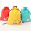 Factory Cheap Price Polyester Drawstring Bag