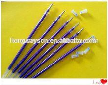 plastic non toxic roller ball pen refills