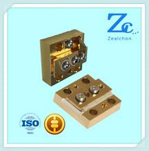825nm 50w Hard Solder Conduction Cooled Single Bar Diode Laser (CW), Laser Diode