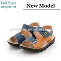 2014 action en cuir chaussures enfants garçons brésilienne sandale