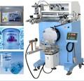 Karussell-siebdruckmaschine eimer bildschirm bedrucken von kunststoff-eimer