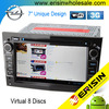 Android Car Entertainment system GPS for Opel Vauxhall Astra Corsa Vectra Zafira ES9681A ERISIN