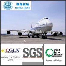 Seabay China air freight rates los angeles