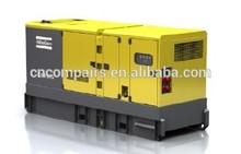 Atlas Copco Generators-QAS 14-500: On-site generators, 13-500 kVA (10-400 kW) prime power, 50 Hz