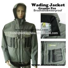 Stream-Logic Granite Pro waterproof wading breathable fishing Jacket