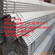 2104 new schedule 80 hot dip galvanized steel tube