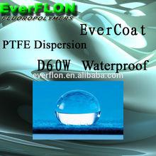 Waterproof PTFE Dispersion for Liquid Glass Coating(No PFOA)