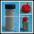 Kunststoff-pet-flaschen gewürz mit kappen