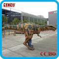 2014 parque de atracciones caliente de la venta de China dinosaurios Animatronic traje