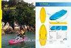 children sit on top kajak & children kayak