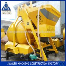 JZM500 small portable cement concrete mixer