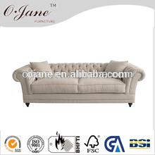 Jogo do sofá moderno design moderno sofá da forma l sf-2818
