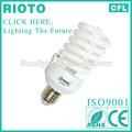 China manufacturerT3 9 MM 25 W espiral cheia de poupança de energia lâmpadas hyundai dubai